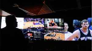 News video: US Supreme Court Lets States Legalize Sports Gambling