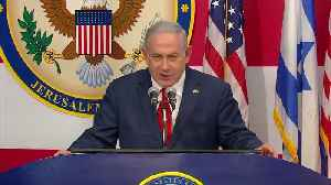 News video: Netanyahu: Jerusalem is the 'undivided capital of Israel'