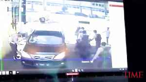 News video: Surabaya's Police Headquarters Has Been Targeted By an Explosion, Indonesian Officials Say