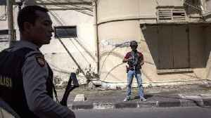News video: Fourth Suicide Attack in Indonesian City of Surabaya
