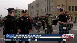 News video: Area National Police Week events