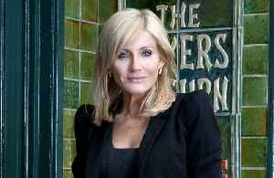 News video: BAFTA TV Awards: Michelle Collins to return to Coronation Street?