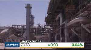 News video: Francisco Blanch Says Oil Could Go as High as $100 in 2019