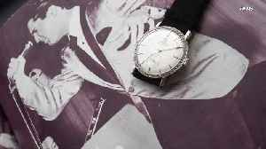 News video: An Omega Watch Gifted To Elvis Presley Just Sold For $1.9 Million
