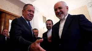 News video: Russian and Iranian foreign ministers discuss future of Iran nuclear deal