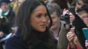 News video: Will Meghan Markle Actually Have the Title of