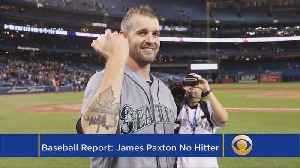 Baseball Report: No Hitter Fever And The Bronx Bombers [Video]