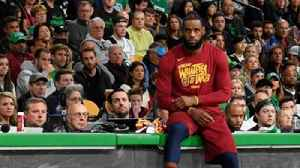 News video: Colin Cowherd reveals why the Celtics crushing the Cavs in Game 1 doesn't affect LeBron James
