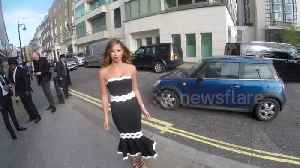 News video: Pascal Craymer, Vicky Pattison among the celebrities at NHS Heroes Awards