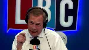 News video: Nigel Farage Slams Fresh Attempt To Thwart Brexit Vote