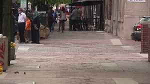 News video: 14 People Overdose on 'Spice' in Downtown Indianapolis