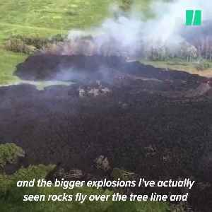 News video: Hawaii's Kilauea Eruption Is Worsening
