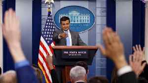 News video: White House Says Hamas Is Solely To Blame For Palestinian Deaths