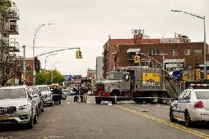 Garbage truck strikes, seriously injures 78-year-old woman in Brooklyn