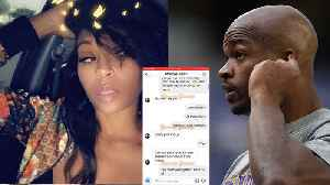 Adrian Peterson BLASTED by Side Chick For Cheating On His Wifey [Video]
