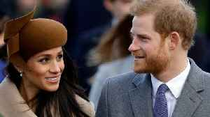 News video: Prince Harry And Meghan Markle Staying At Separate Hotels Before Royal Wedding
