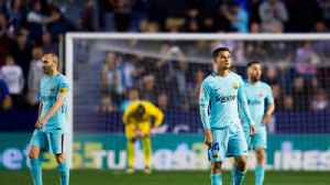 News video: Best of the Weekend: Barcelona lose their ubeaten record, Liverpool make Champions League and more