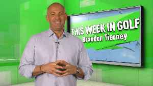 News video: This Week In Golf: Players Championship Recap, Look Ahead to U.S. Open