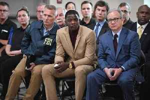 News video: President Trump waited 22 days to call Waffle House shooting hero James Shaw Jr., found time to golf and tweet