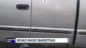 News video: Police search for Nissan Ultima in road rage shooting that spanned several cities