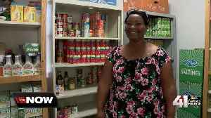 News video: Food pantry opens to combat food desert in south Kansas City