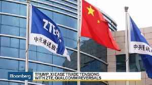 News video: President Trump Defends Move to Help China's ZTE