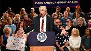 News video: 'SNL's Politically Driven Mother's Day Cold Open