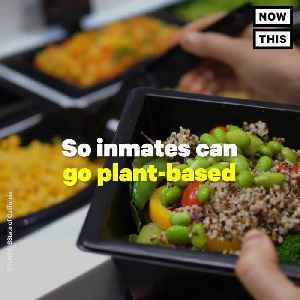 News video: California Prisons Might Have To Offer Vegan Meal Options