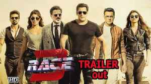 Race 3 TRAILER out | Get set for Salman Khan's actioner [Video]