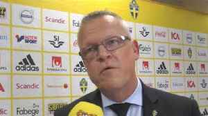 News video: Sweden announce squad ahead of World Cup in Russia