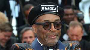 News video: Spike Lee's Latest Movie Gets 10-Minute Standing Ovation