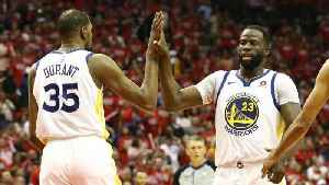 News video: Warriors beat Rockets on road in Game 1 of West finals