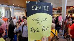 News video: Seattle To Impose 'Head Tax' On City's Biggest Companies