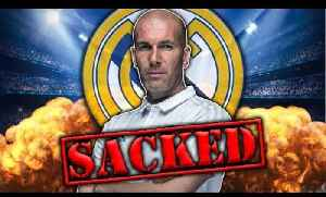 News video: Should Zidane Be SACKED If Real Madrid Don't Win The Champions League?! | #SundayVibes