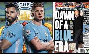News video: Manchester City Are NOT The Best Premier League Team Ever Because…  | W&L