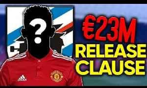 News video: The Player Manchester United NEED To Sign Next Season Is...  | #SundayVibes