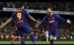 News video: Barcelona 2-2 Real Madrid | Messi Shines And Ronaldo Injured In Feisty El Clasico | Internet Reacts