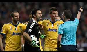 News video: Real Madrid 1-3 Juventus | Buffon Exits Champions League In Disgrace As Ronaldo Saves Real | IR