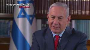 News video: Israeli PM Netanyahu defends use of deadly force in Gaza