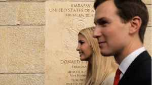 News video: Ivanka and Kushner In The Spotlight Over Controversial Jerusalem Appearance