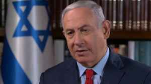 News video: Netanyahu says Iran's goal is to