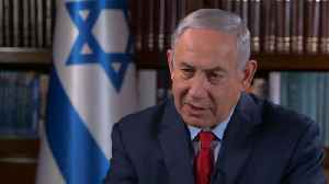 News video: Israeli Prime Minister Netanyahu defends deadly response in Gaza
