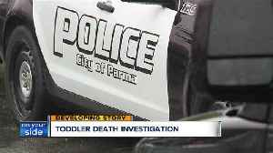 News video: Parma father in custody after 18-month-old son found dead in the trunk of his car