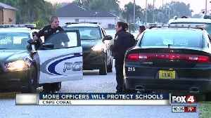 News video: Cape Coral votes for more school security, will talk eagles later
