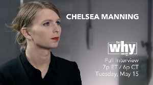 News video: Chelsea Manning On Whether Governments Can Keep Secrets