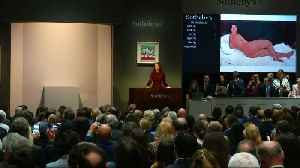News video: Modigliani fetches $157 million at auction