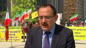 News video: Iran, Europe try to save nuclear deal, but options limited