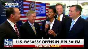 News video: Graham: Got a Problem With Jerusalem as Israel's Capital? 'Take It up With God'