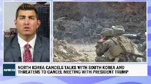 News video: News Report On North Korea Cancelling Talks