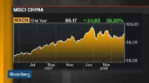 News video: Chinese Stocks Go Global as MSCI Adds 234 China A Shares to Indexes